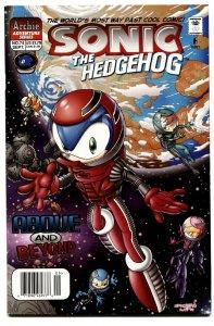 SONIC THE HEDGEHOG #74 1999-ARCHIE COMICS-SEGA vf