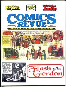 Comics Revue #174 2000-Caniff-Raboy-Modesty Blaise-Tarzan-Flash Gordon-VF