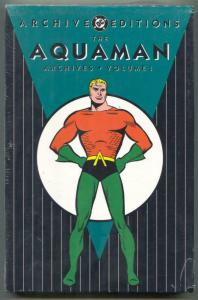 Aquaman Archive Edition Volume 1 hardcover- sealed