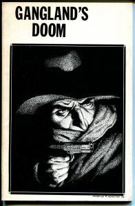 Gangland's Doom 1974-history of The Shadow pulps-Frank Hamilton-FN+