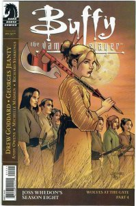 Buffy the Vampire Slayer Season Eight #15 Joss Whedon Variant Cover NM