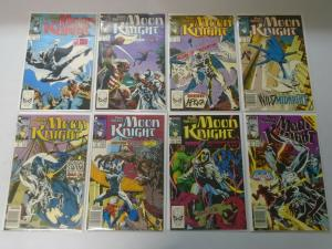 Marc Spector Moon Knight comic lot 48 different from #1-54 8.0 VF (1989-93)