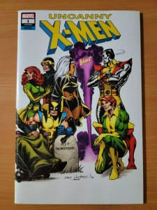 Uncanny X-Men #1 (LGY#620) Hidden Gem Variant ~ NEAR MINT NM ~ 2019 Marvel Comic