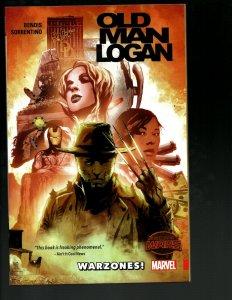 Old Man Logan Vol. # 0 Warzones! Marvel Comic Book TPB Graphic Novel J402