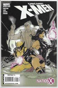 Uncanny X-Men   vol. 1   #520 FN (Nation X) Fraction/Land