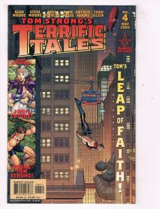Terrific Tales #4 VF/NM Americas Best Comics Comic Book Moore Nov 2002 DE46