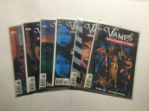 Vamps Hollywood And Vein 1-6 1 2 3 4 5 6 Near Mint Nm Dc Comics Vertigo