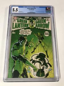 Green lantern (1960's Series) #76 CGC 5.5