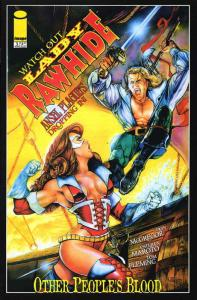Lady Rawhide: Other People's Blood #3 VF; Image | save on shipping - details ins