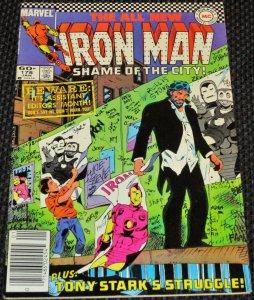 Iron Man #178 (1984)