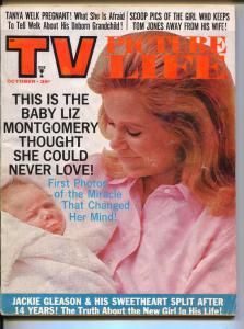TV Picture Life-Liz Montgomery-Jackie Gleason-Tom Jones-Oct-1969
