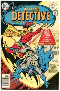 DETECTIVE COMICS #466, VF/NM, Batman, Caped Crusader, SignalMan, 1937 1976