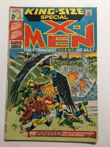 X-Men Special 2 Very Good Vg 4.0 Marvel