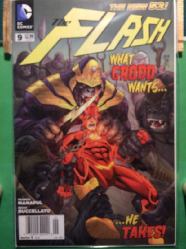 The Flash #9 The New 52