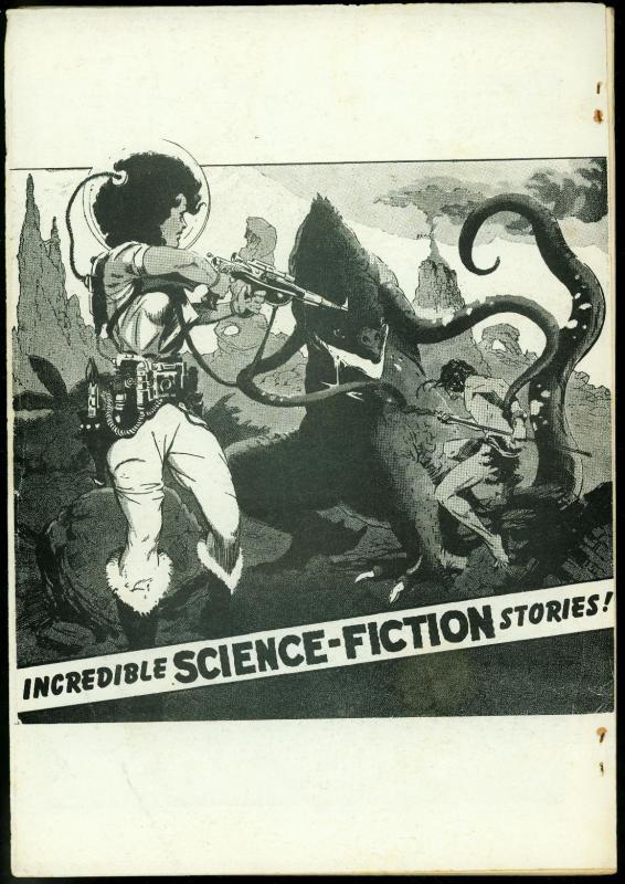 The Best of Weird Science-Fantasy Fanzine- EC reprints- Frazetta- Williamson FN-