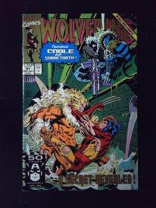 Wolverine #41 (1991)