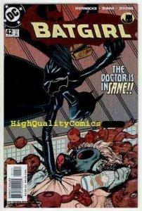 BATGIRL #42, NM, Good Girl, Insane Doctor, Batman, 2000, more BG in store
