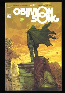 Oblivion Song #1 NM+ 9.6