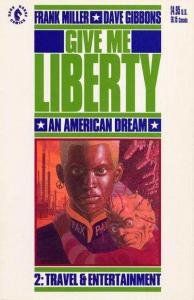 Give Me Liberty (1990 series) #2, NM (Stock photo)