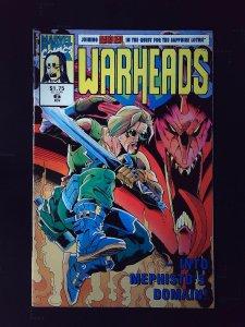 Warheads (UK) #6 (1992)