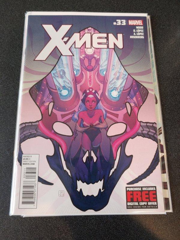 X-Men #33 (2012)