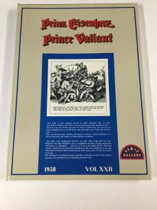 Prince Valiant Prinz Eisenherz Hardcover Comic Gallery English German Volume 22