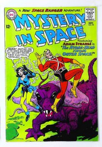 Mystery in Space (1951 series) #95, Fine (Actual scan)