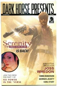 SERENITY No Power in the 'Verse #1 Variant, NM, 2016, Firefly, Adam Hughes