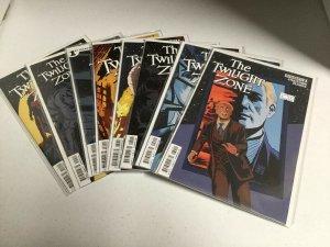 The Twilight Zone 3 4 6 7 8 9 11 12 Nm Near Mint Dynamite Comics