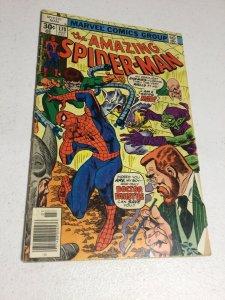Amazing Spider-Man 170 Gd+ Good+ 2.5 Marvel Comics