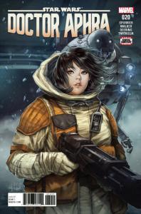 Star Wars Doctor Aphra #20 (Marvel, 2018) NM
