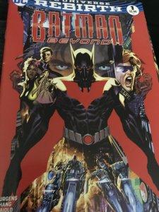 DC Rebirth Batman Beyond #1 Mint