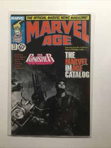 Marvel Age 72 Near Mint Nm Marvel
