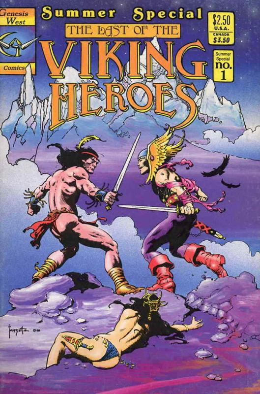 Last of the Viking Heroes, The Summer Special #1 FN