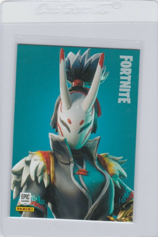 Fortnite Nara 225 Epic Outfit Panini 2019 trading card series 1