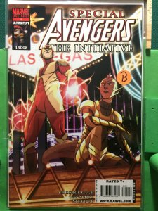 Avengers The Initiative Special #1 one-shot