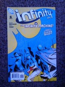 Infinity Inc. #6 (2008) Vf-NM