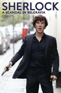 SHERLOCK SCANDAL IN BELGRAVIA (2019 TITAN) #2 VARIANT CVR B PHOTO PRESALE-01/08