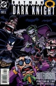 Batman: Legends of the Dark Knight #163, NM + (Stock photo)
