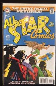 All Star Comics #1 (1999)