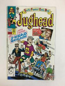JUGHEAD (1987)32 VF-NM Apr 1992 COMICS BOOK