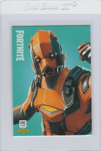 Fortnite Vertex 296 Legendary Outfit Panini 2019 trading card series 1
