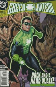 Green Lantern (3rd Series) #159 FN; DC | save on shipping - details inside