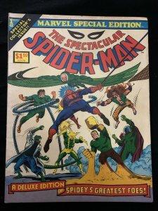 Marvel Special Edition Spectacular Spider-Man #1 Treasury FN