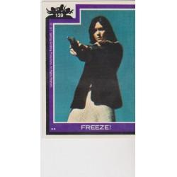 1977 Topps Charlie's Angels FREEZE! #139