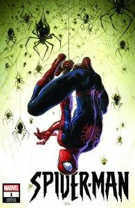 SPIDER-MAN #1 SCORPION COMICS VARIANT W/COA