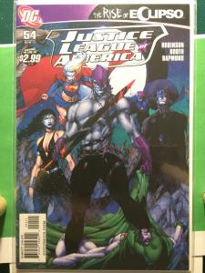 Justice League Of America #54 the Rise of Eclipso