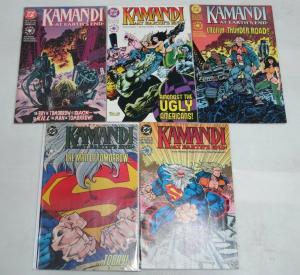 KAMANDI AT EARTHS END (1993) 1-6 (1.75 CVR)