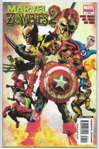 Marvel Zombies 2 #1 of 5 FN Kirkman/Sean Phillips, Suydam cover, Black Panther