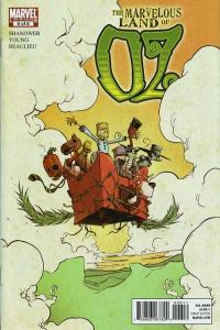 Marvelous Land of Oz #6, NM- (Stock photo)